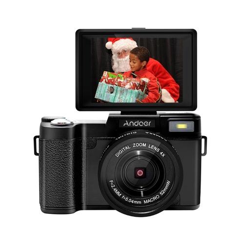 Andoer R1 1080P 15fps Voll-HD 24MP Digitalkamera