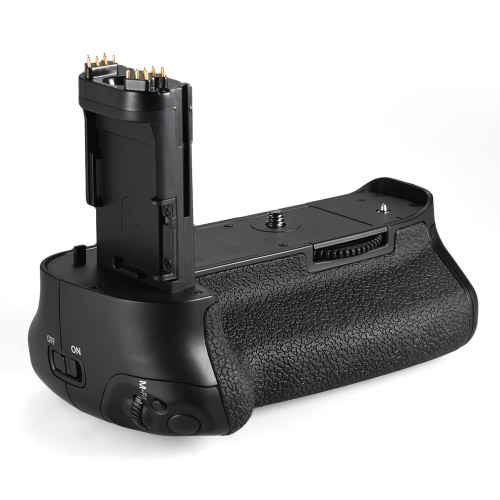 Andoer BG-1W verticale Battery Grip Holder ricambio per BG-E20 per Canon EOS 5D Mark IV DSLR