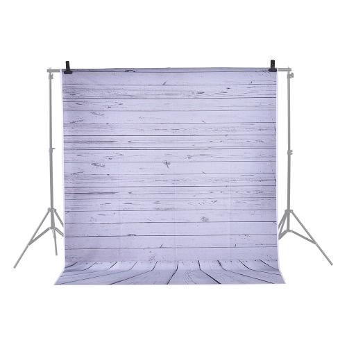 1.5 * 2.1m / 5 * toile de coton de 7ft Fond de toile arrière-plan Peinture anti-rides Modèle de mur antiquaire lavable pour bébés Enfants nouveau-nés Studio vidéo