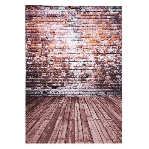 2 * 3 m / 6.6 * 9,8ft Duża Fotografia Tło Backdrop Tła Cegła Wzór dla Dziecka Niemowlęta Noworoczne Teen Adult Photo Video Studio