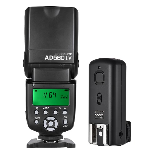 Andoer AD560 IV Speedlite Flash Light