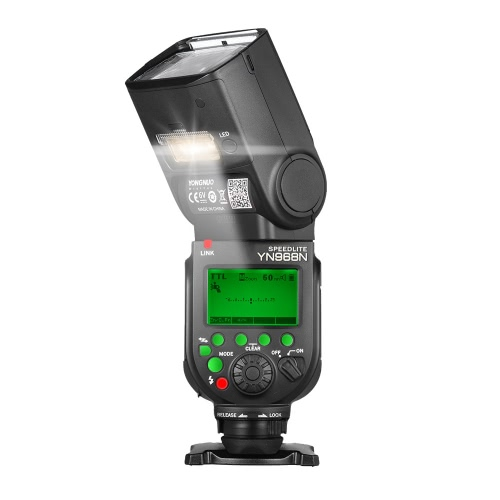 YNNUO YN968N Wireless TTL Flash Speedlite