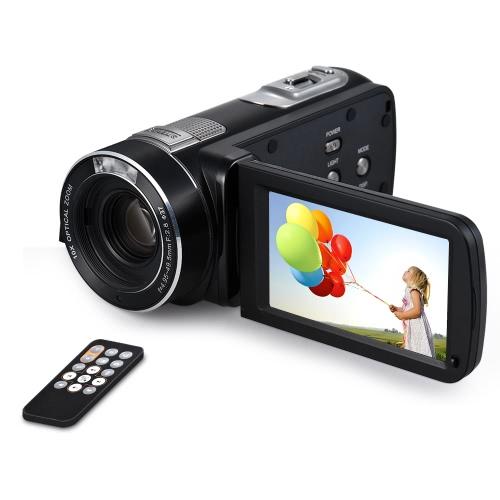 Caméra vidéo numérique Andoer HDV-Z80