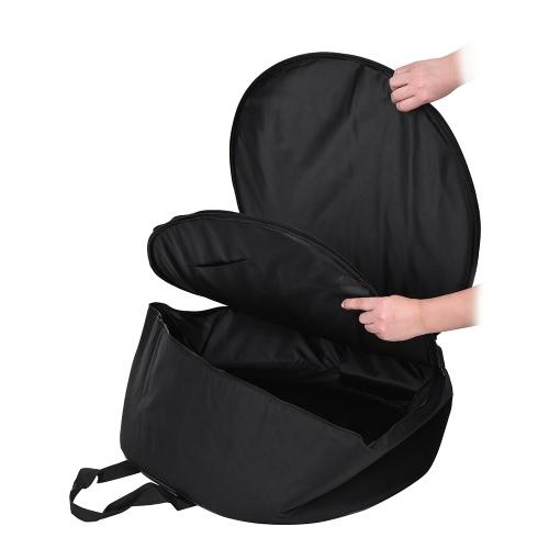 41cm Belleza Plato Carry Case Bolsa