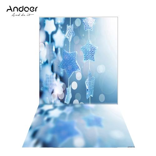 Andoer 1.5 * 0.9m / 4.9 * 3.0ft Tło fotografii tła