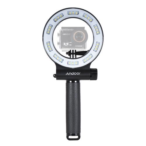 Andoer SL-109 30 LED wasserdicht 40m Tauchen füllen Licht