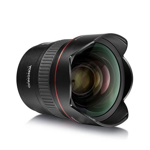YONGNUO YN14mm F2.8 Ultra-wide Angle Prime Lens D5242
