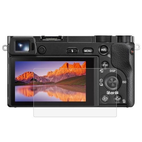 Folie ochronne PULUZ do aparatu Folie ochronne z poliwęglanu Odporność na zarysowania Szkło hartowane Szkło ochronne do aparatów Canon Sony Nikon Akcesoria do aparatów cyfrowych Olympus FinePix do Sony A6000 / A6300 / A6500