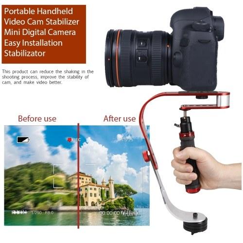 Portable Handheld Video Cam Stabilizer