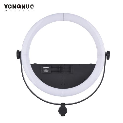 YONGNUO YN508 Anneau lumineux vidéo 2-en-1 bicolore professionnel