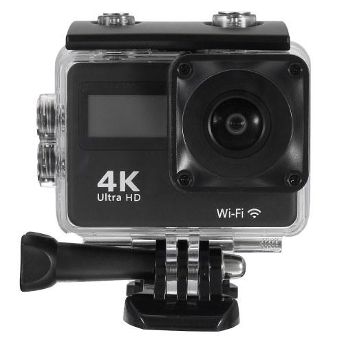 4K Action Kamera WiFi Dual Screen Ultra HD 30M wasserdichter DV Sport Camcorder