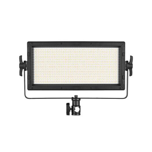 DOF HVR-D500 Plus 5600K Daylight LED Video Light Diammable Fotografia Fill Light 35.3W TLCI98 per Portrait News Intervista Matrimonio Micro Film Fotografia All'aperto Ripresa