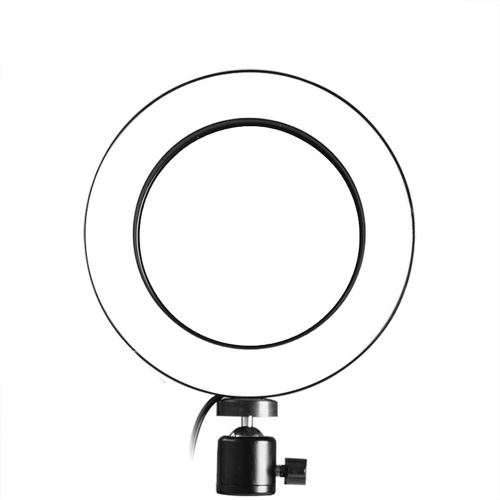 Ajustable 160mm Fotografía LED Selfie Light-Ring
