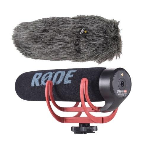 RODE VideoMic GO Richtmikrofon mit Super Niere