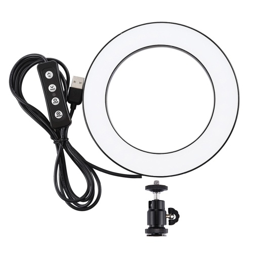 """PULUZ 4.7"""" Dimmable LED Ring Light"""