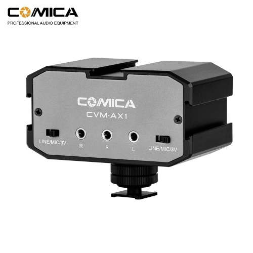CoMica CVM-AX1 Audio Mixer Adapter