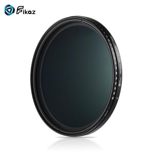 Fikaz 77-миллиметровый Ультра Тонкий Переменный ND Фильтр