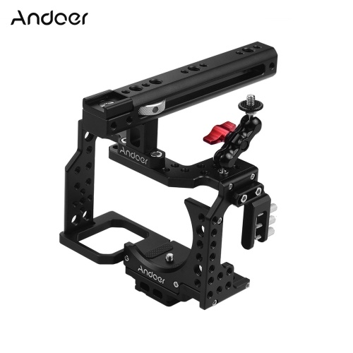 Andoer Camera Cage Video Film Movie Making Stabilizer