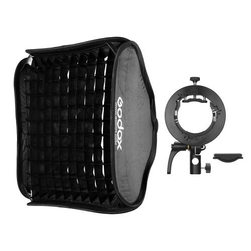Godox Diffuseur de Softbox Flash 60 * 60cm / 24 * 24inch