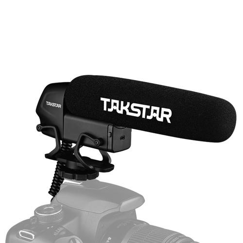 TAKSTAR SGC-600 On-camera Condenser Interview Microphone