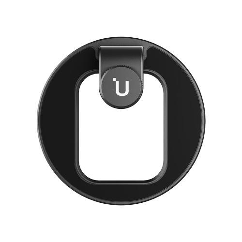 Ulanzi U-Filter Universal 62mm Metal Lens Filter Adapter Ring for Smartphone Tablet