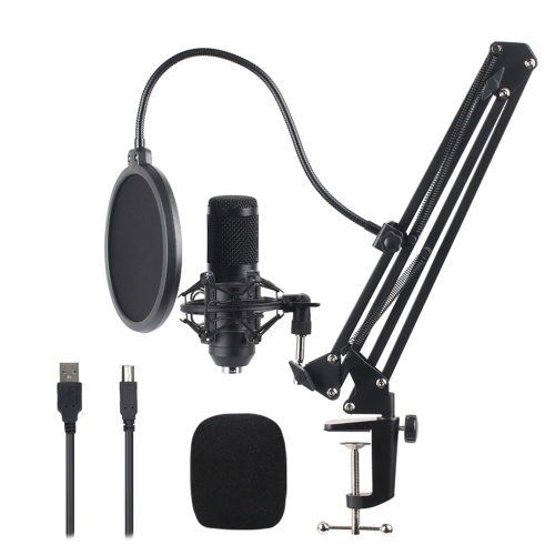 Studio Recording Condenser Microphone Kit
