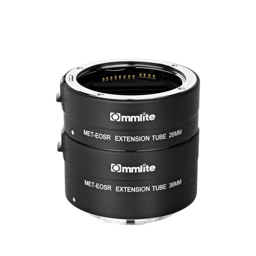 Commlite CM-MET-EOS R Automatic Macro Extension Tube