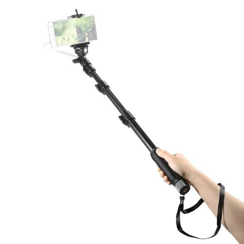 YUNTENG YT-1188 Wired Extendable Selfie Stick
