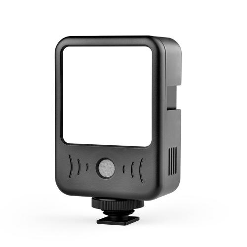 Andoer LED02 Mini wiederaufladbare LED-Videoleuchte