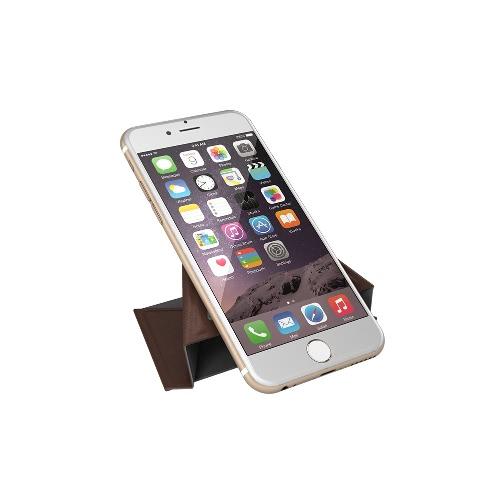 Универсальные переносные складные нескользящие таблетка телефон E-читатель держатель стенд для iPhone SE 6s 6 плюс Samsung S7 S6 края iPad mini Браун