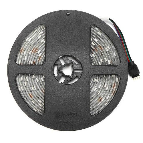 Tiras de luces LED de 5M Impermeabilizan las tiras LED de cambio de color RGB IP65
