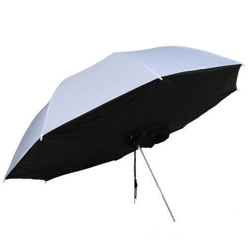 40 inch / 102cm White Black Reflective Photo Studio Umbrella Softbox Umbrella Box