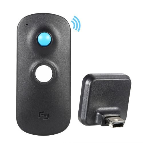 Feiyu 2,4 G télécommande sans fil avec MINI récepteur de Feiyu MG/G4 série cardan MG/G4/G4 QD/G4S/G4 pour Smartphone/G4 Pro pour iPhone