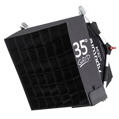 Zestaw Aputure EZ BOX + Portable Photography Studio Dyfuzor Softbox Tkanina Tkanina Siatka z torba na Amaran AL-528 & HR-672 S / W / C LED Lampa wideo