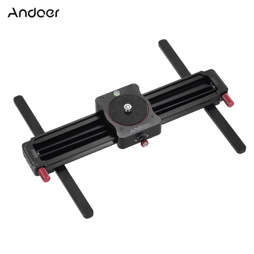 Andoer GT-MN280 280mm Mini Manual Track Slider Follow Focus Wide-angle Shooting Camera Video Slider