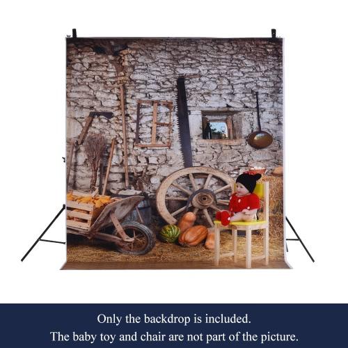 1,5 * 2m / 4,9 * Tło 6.5ft Fotografia tle Computer Printed rolnicze Wzorzec dla dzieci Kid Dziecko Noworodek Pet zdjęcie portret studio fotografowania