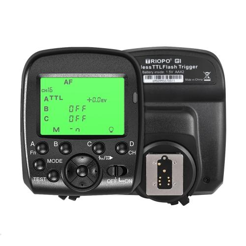 TRIOPO G1 Podwójny TTL Wireless Trigger