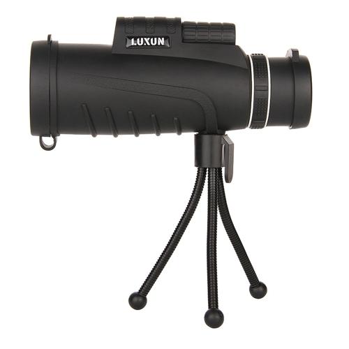 単眼望遠鏡12x50ズームダブルフォーカス高品質のスーパークリア電話のための屋外旅行ハンティングキャンプ旅行の望遠鏡
