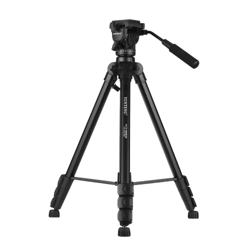 YUNTENG VCT-999RM Professional Aluminum Alloy Video Tripod
