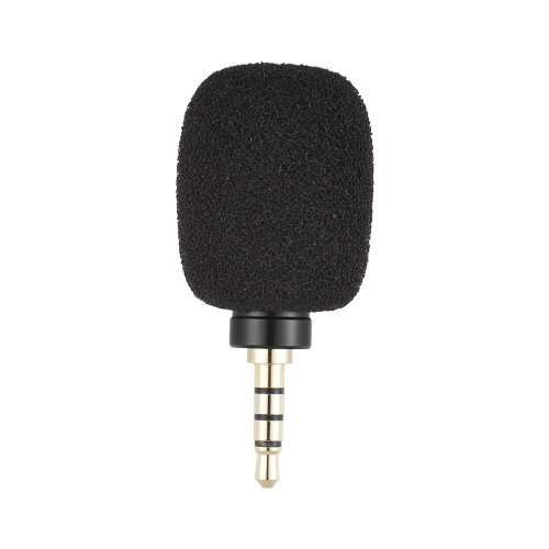Andoer EY-630A Téléphone portable Smartphone Mini Omni-Directional Mic Microphone