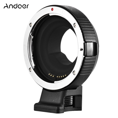 Andoer AEF-MFT Pierścień mocujący obiektyw