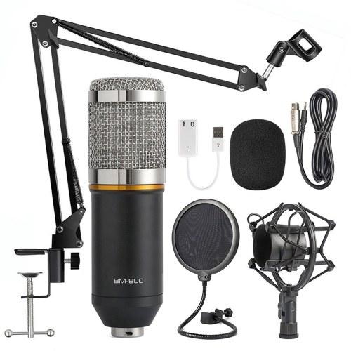 Kondensatormikrofon-Kit