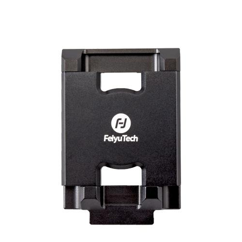 FeiyuTech Smartphone Adapter Clamp Clip Holder Bracket for FeiyuTech G6 Plus a1000 Dual Hand a1000 Single Hand a2000 Dual Hand a2000 Single Hand G360 Gimbal