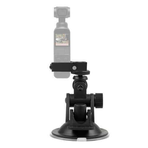 Vehicle Windshield Suction Cup Car Mount + Camera Holder Kit