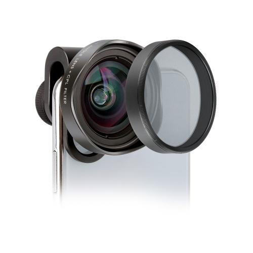 Ulanzi 16mm HD широкоугольный объектив для телефона