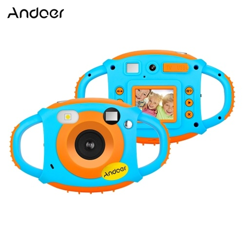 Andoer WiFi Kids Kinder Kreative Kamera