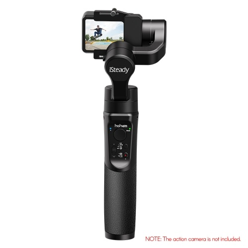hohem iSteady Pro 2 Upgraded 3-Axis Handheld Action Camera Gimbal Stabilizer