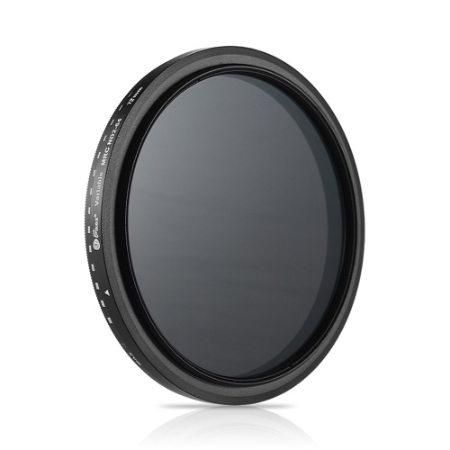 Fikaz 72mm Ultra Slim Variable ND Filter