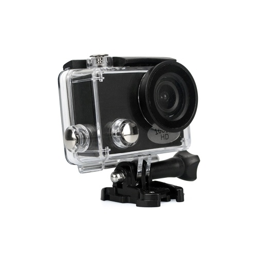 HD 1080P impermeável Mini Sport Camera