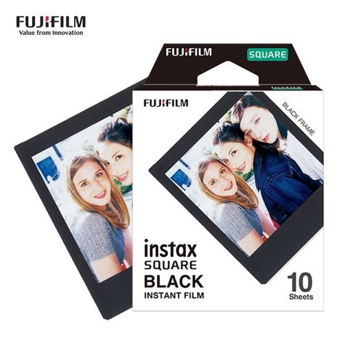 Fujifilm Instax Square Film 10 Sheets Instant Film Photo Paper